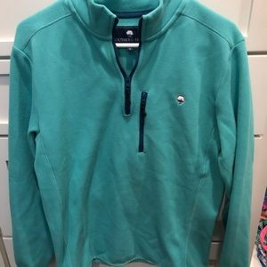 Southern Shirt quarter zip (never worn)